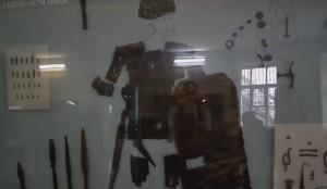 Скифское оружие из одесского музея