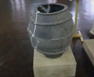 Скифский керамический кувшин