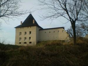 Замок у Галичі