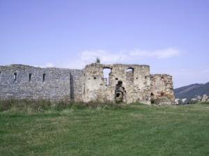 Башта Пнівського замку