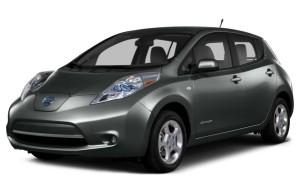 Nissan Leaf - внешний вид