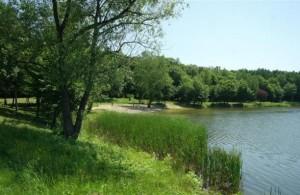 Озеро у Великих Берегах