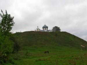Старий Чарторийськ - городище