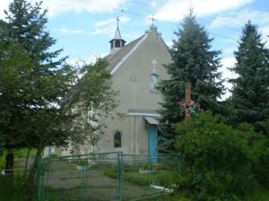 Церква в Буківній