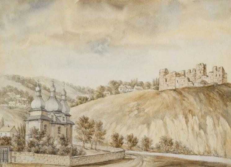 Акварель Наполеона Орди, 1871 рік