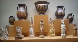 Античная экспозиция, город Одесса