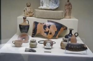 Античная керамика из поселений Одесской области