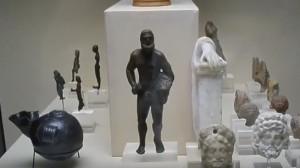 Античные терракотовые статуетки