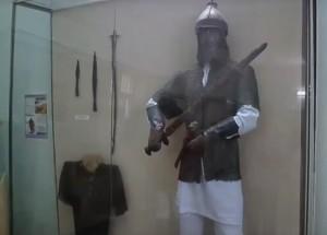 Древнерусский воин из одесского музея