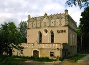 Гусятинська оборонна синагога