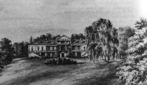 Палац у Великих Загайцях