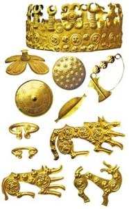 Речі з Михалківського скарбу