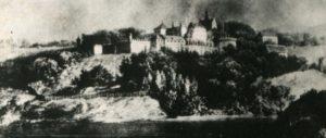 Стара фотографія замку