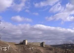 Замок у Кудринцях