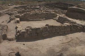Античное поселение в селе Кошары