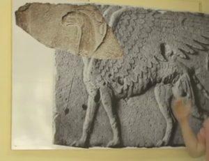 Античный грифон