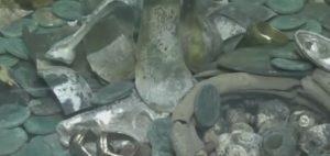 Клад античных монет