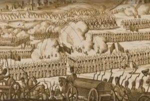 Панорама битвы за Измаил