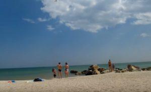 Пляж Примпосада