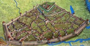 Реконструкция крепости в Килии
