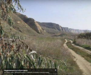 Склоны возле Роксолан, где-то здесь был Никоний