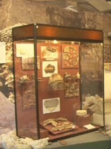 Стенд античной экспозиции