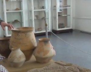 Трипольская экспозиция в Одесском музее