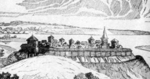 Уявний вигляд городища
