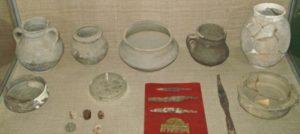 Черняхівські знахідки в музеї