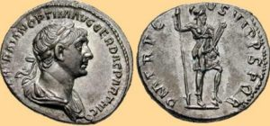 Денарій Траяна