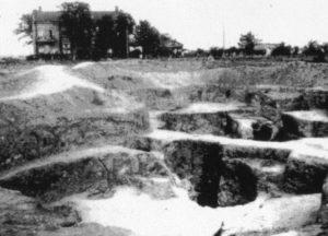 Перші археологічні розкопки на Полтавщині
