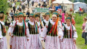 Польские национальные одежды
