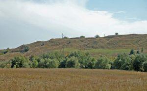 Шар-гора, городище міста Голтви у селі Говтва