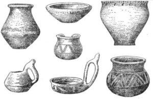Скіфська кераміка