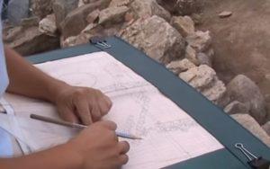 Составление археологической карты