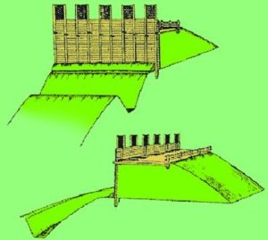 Укріплення Більського городища
