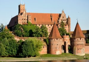 Замок Мальборк-Мариенбург