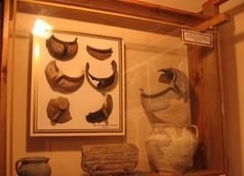 Експозиція вишгородського музею кераміки