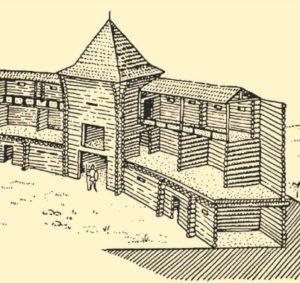 Форечні стін часів Київської Русі