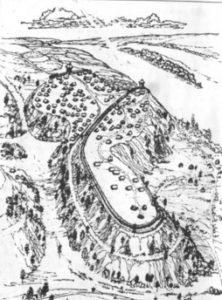 Городище Монастирьок у Трахтемирові