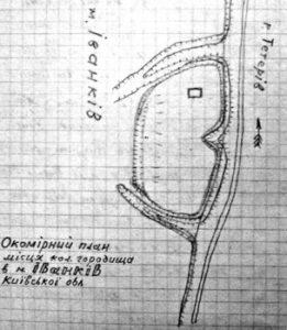 Городище в селі Іванків