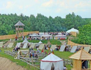 Історичні реконструкції у Великій Бугаївці