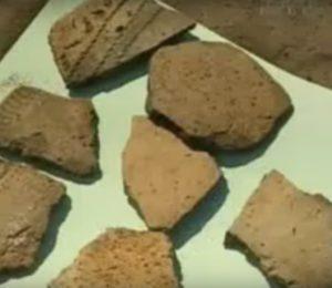 Кераміка з розкопок