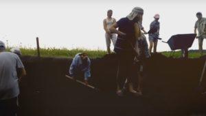 Молоді археологи