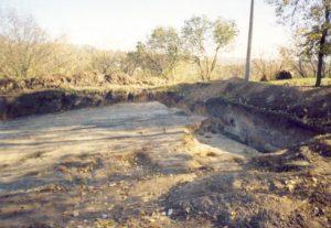 Розкопки на Городку в Путивлі