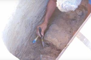 Розкопки шарами