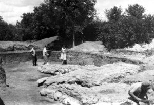 Розкопки в Путивлі