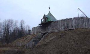В музеї народної архітектури та побуту Переяслава