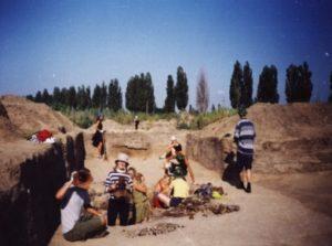 Розкопки у Херсонській області