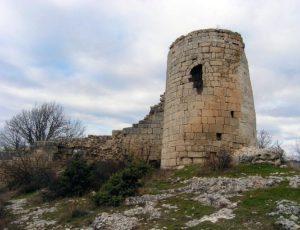 Башня Сюйренской крепости